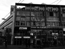 Graz, Steirerhof-Jakominiplatz