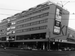 Wien 22, K1 Kagraner Platz