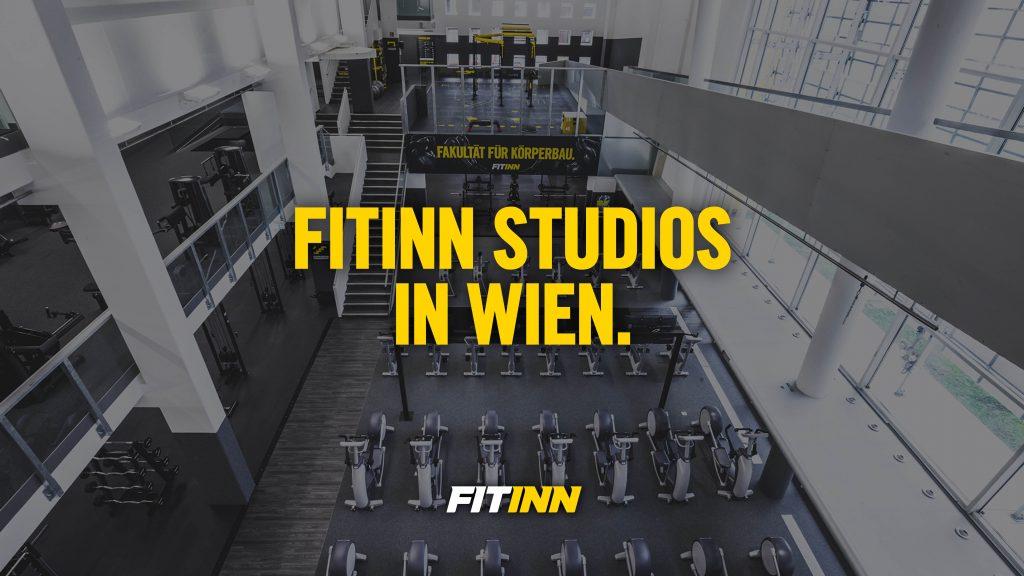 Rundflug durch unsere Fitnesscenter in Wien.