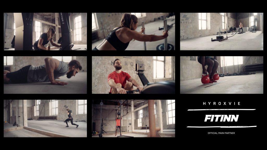 Das sind die 8 HYROX-Workouts